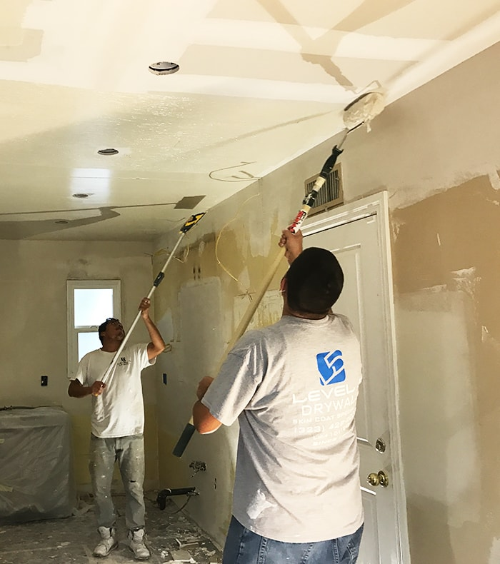 Licensed Level5 Drywall Contractor for Los Angeles and Beach